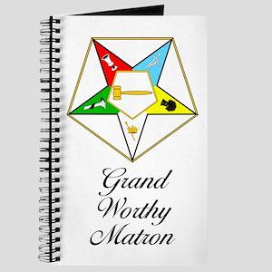 Grand Worthy Matron Journal