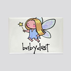 Baby Dust Fairy Rectangle Magnet
