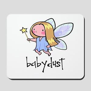 Baby Dust Fairy Mousepad