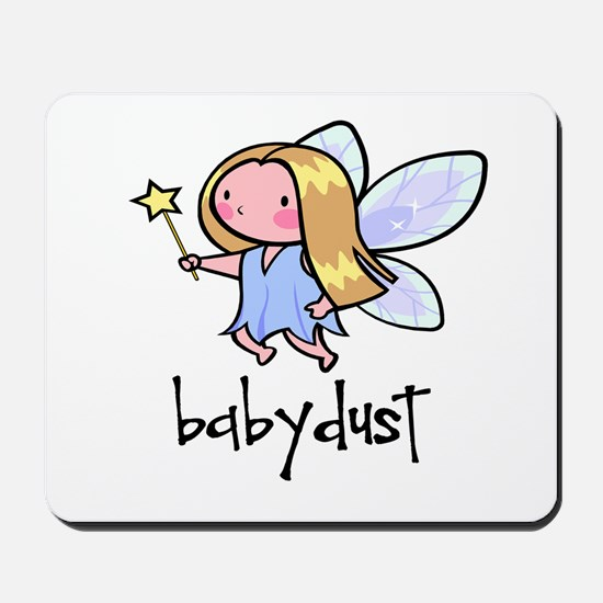 Baby Dust Fairy Mousepad