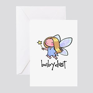Baby Dust Fairy Greeting Cards (Pk of 10)
