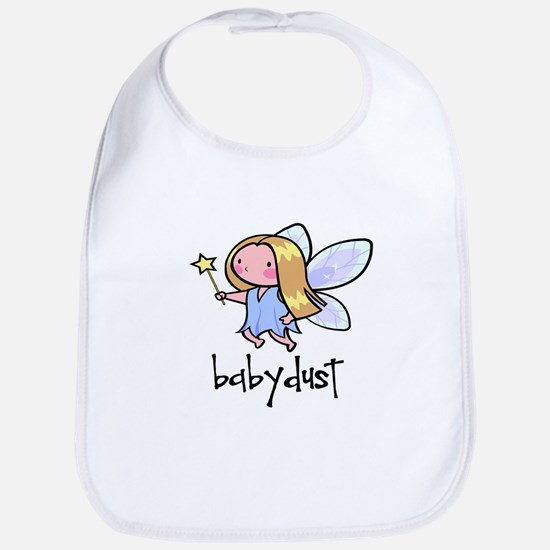 Baby Dust Fairy Bib