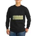 Surprise Package! Long Sleeve Dark T-Shirt
