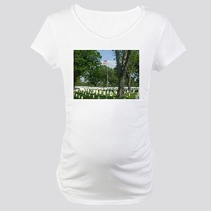 Cost of Freedom Maternity T-Shirt