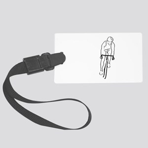 Cycle Large Luggage Tag