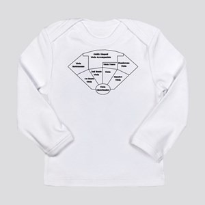 The Violist's Orchestra Long Sleeve T-Shirt