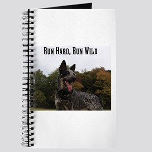 Run Hard, Run Wild Journal