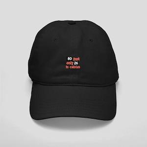 80 year old designs Black Cap
