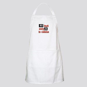 80 year old designs Apron