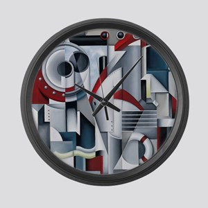 Maiden Voyage - Large Wall Clock