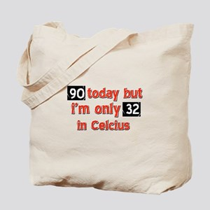 90 year old designs Tote Bag