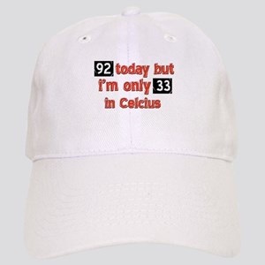 92 year old designs Cap