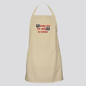 95 year old designs Apron