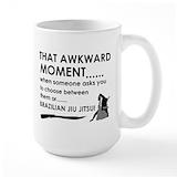 Bjj Large Mugs (15 oz)