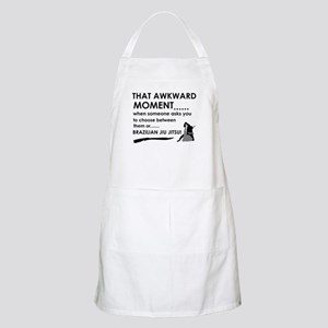 Cool Brazilian Jiu Jitsu designs Apron