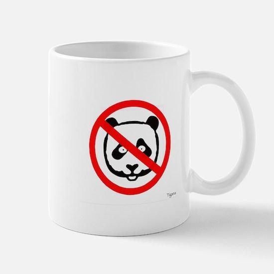 No Panda (Canada) Mug