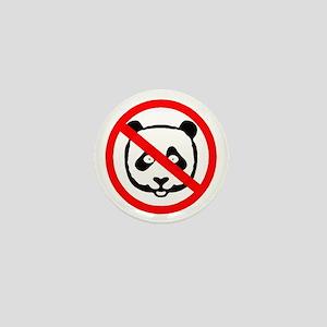 No Panda (Canada) Mini Button