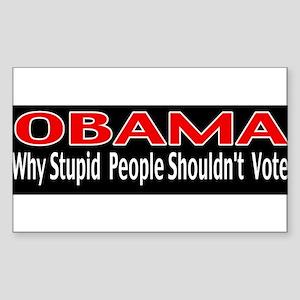 stupid copy Sticker