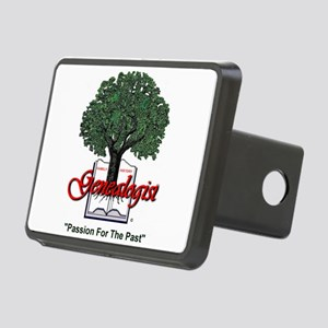 Passion For The Past Rectangular Hitch Cover