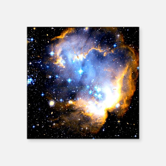 Star Cluster Sticker