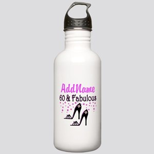 60 & A SHOE QUEEN Stainless Water Bottle 1.0L