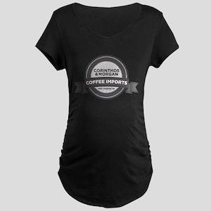 Coffee Imports Maternity T-Shirt