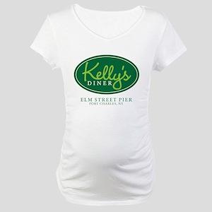 Kellys Diner Maternity T-Shirt