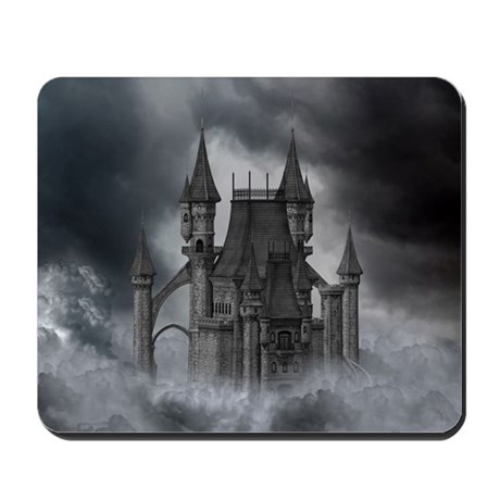 Dark Castle Mousepad