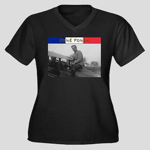 René Fonck Plus Size T-Shirt