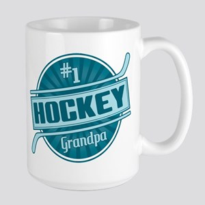 #1 Hockey Grandpa Mug