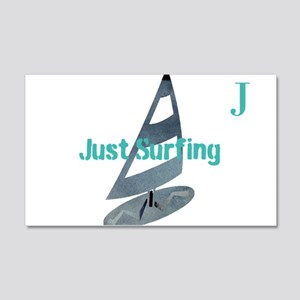 Cool Sea Sport 20x12 Wall Decal