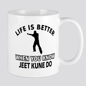 Jeet Kune Do Vector designs Mug