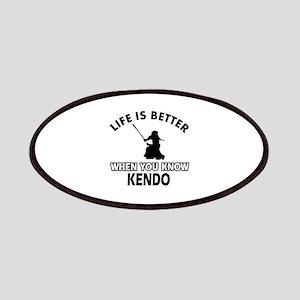 Kendo Vector designs Patches