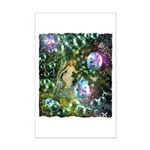 ENCHANTED MAGICAL GARDEN Poster Print (Mini)