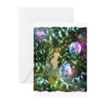 ENCHANTED MAGICAL GARDEN Greeting Cards (Pk of 10)