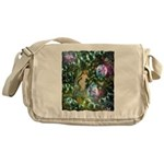 ENCHANTED MAGICAL GARDEN Messenger Bag