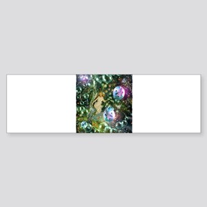 ENCHANTED MAGICAL GARDEN Bumper Sticker