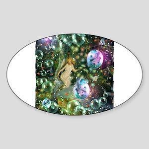 ENCHANTED MAGICAL GARDEN Sticker