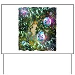 ENCHANTED MAGICAL GARDEN Yard Sign