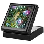ENCHANTED MAGICAL GARDEN Keepsake Box
