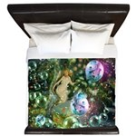 ENCHANTED MAGICAL GARDEN King Duvet