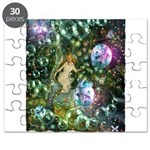 ENCHANTED MAGICAL GARDEN Puzzle