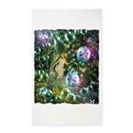 ENCHANTED MAGICAL GARDEN 3'x5' Area Rug