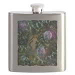 ENCHANTED MAGICAL GARDEN Flask