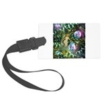 ENCHANTED MAGICAL GARDEN Large Luggage Tag