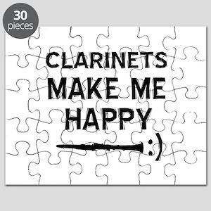 Clarinets musical instrument designs Puzzle