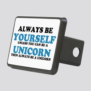 Always be a unicorn Hitch Cover