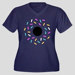 Donut Plus Size T-Shirt