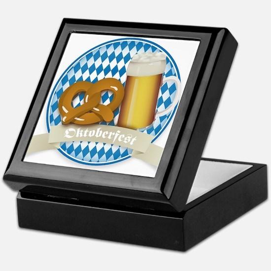 Oktoberfest Germany Keepsake Box