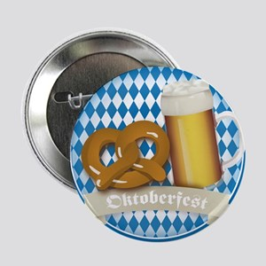 "Oktoberfest Germany 2.25"" Button"